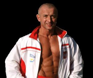 Trener osobisty Henryk Hryszkiewicz